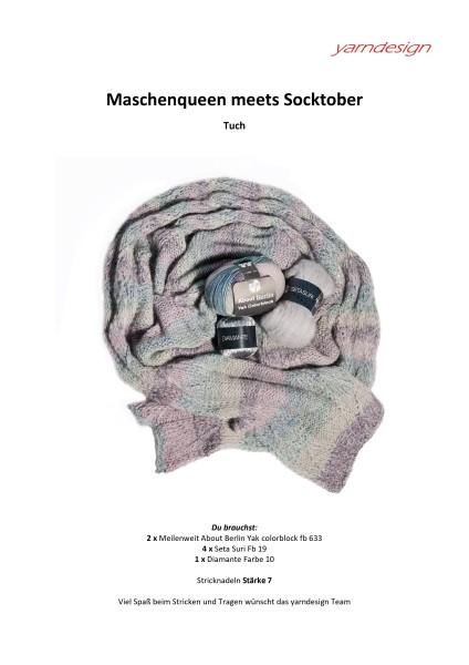 Anleitung - Maschenqueen meets Socktober