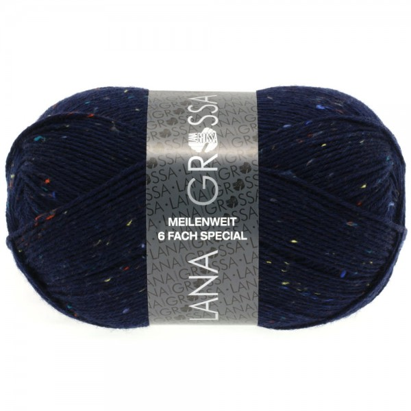 Meilenweit 6-Fach 150g Special Tweed